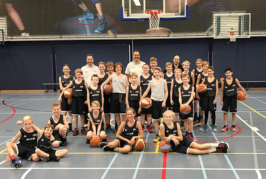 RTC Noord Basketballschool